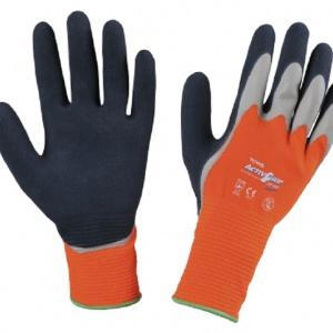 Werkhandschoen Activ Grip 10/XL (oranje/blauw)
