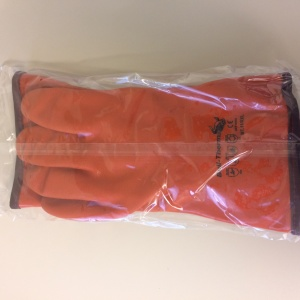 Werkhandschoen Thermo PVC