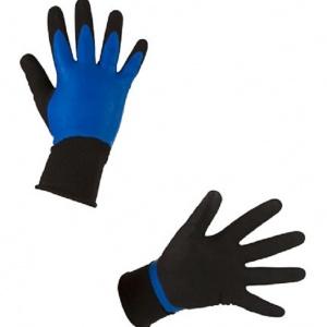 Werkhandschoen Aqua 10/XL (blauw/zwart)