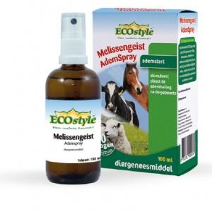 Melissengeist ademspray 50ml